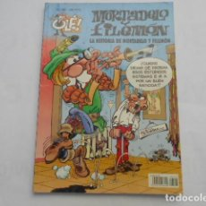 Cómics: MORTADELO Y FILEMON-LA HISTORIA DE MORTALEDO Y FILEMON-Nº 107. Lote 205513195