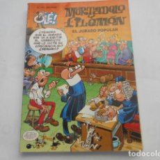 Cómics: MORTADELO Y FILEMON- EL JURADO POPULAR Nº 133. Lote 205514690