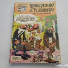 Cómics: MORTADELO Y FILEMON- LOS ESPANTAJOMANES Nº 33. Lote 205515067