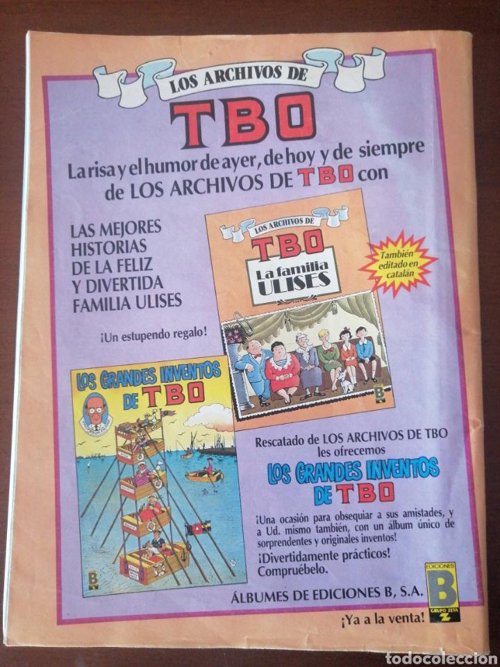 Cómics: SUPER LOPEZ 54 EDICIONES B SUPERLÓPEZ JAN MBE - Foto 2 - 205567933