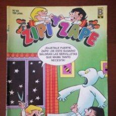 Cómics: ZIPI Y ZAPE 83 EDICIONES B 1988. Lote 205574081