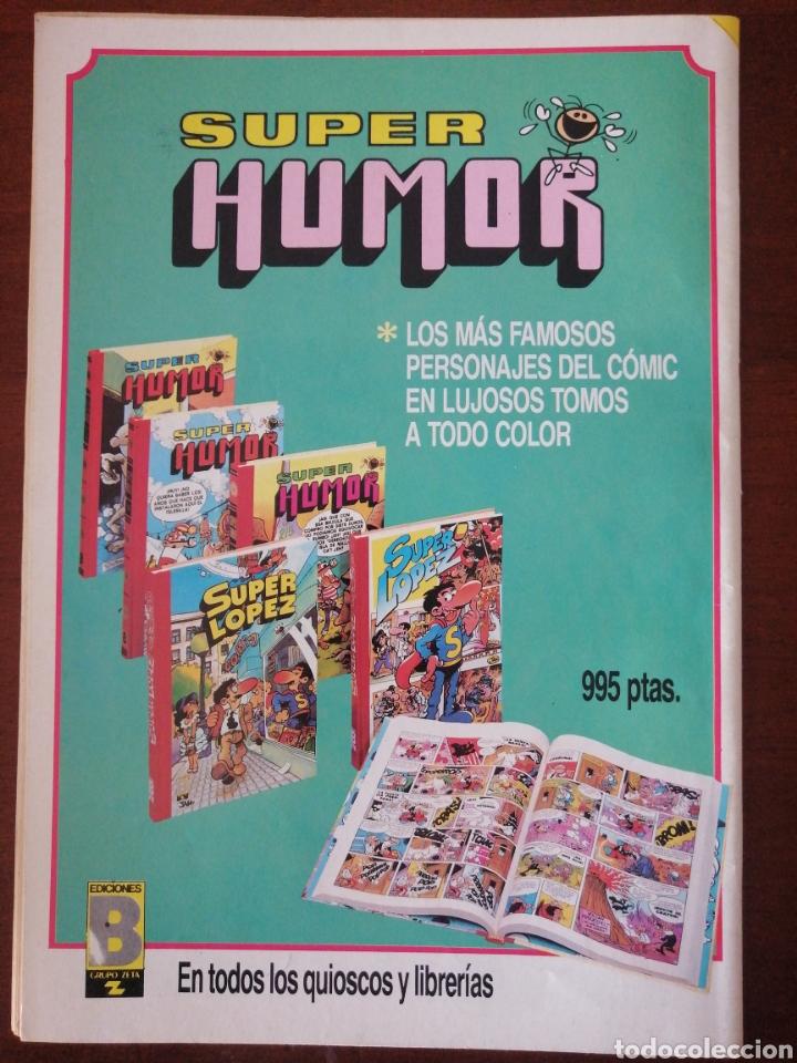 Cómics: ZIPI Y ZAPE 85 EDICIONES B 1988 - Foto 2 - 205575821