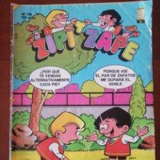 Cómics: ZIPI Y ZAPE 118 EDICIONES B 1989. Lote 205576633