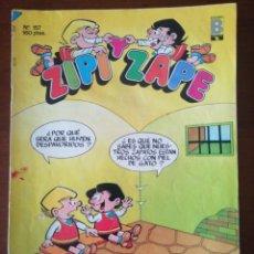Cómics: ZIPI Y ZAPE 157 EDICIONES B 1990. Lote 205577290