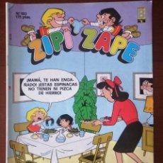 Cómics: ZIPI Y ZAPE 193 EDICIONES B 1991. Lote 205577491