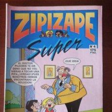 Cómics: ZIPI ZAPE SUPER 4 EDICIONES B 1987. Lote 205579646