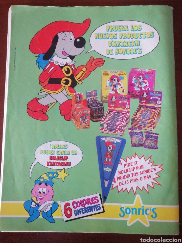 Cómics: SUPER ZIPI ZAPE 94 EDICIONES B 1991 - Foto 2 - 205581805