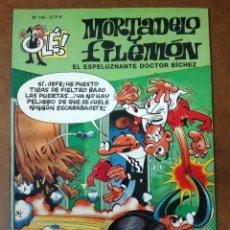 Comics : MORTADELO Y FILEMON COL. OLE Nº 146 EL ESPELUZNANTE DOCTOR BICHEZ - EDICIONES B -BUEN ESTADO SUB01MR. Lote 205597876