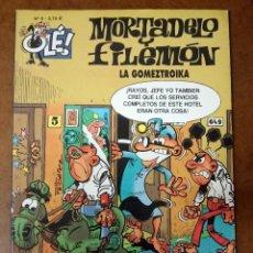 Cómics: MORTADELO Y FILEMON COL. OLE Nº 8 LA GOMEZTROIKA - EDICIONES B - BUEN ESTADO - SUB01MR. Lote 205598205