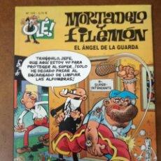 Cómics: MORTADELO Y FILEMON COL. OLE Nº 123 EL ANGEL DE LA GUARDA - EDICIONES B - BUEN ESTADO - SUB01MR. Lote 205598546
