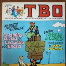 Cómics: TBO Nº 12 - EDICIONES B - BUEN ESTADO - SUB01MR. Lote 205601165