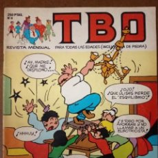 Cómics: TBO Nº 4 - EDICIONES B - BUEN ESTADO - SUB01MR. Lote 205601405