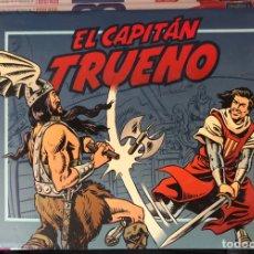 Cómics: EL CAPITÁN TRUENO FACSÍMIL - 4 TOMOS EDICIONES B. Lote 205601551