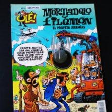 Cómics: MUY BUEN ESTADO MORTADELO Y FILEMON 2 EDICIONES B 1° PRIMERA EDICION OLE. Lote 205649807