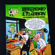 Cómics: EXCELENTE ESTADO MORTADELO Y FILEMON 66 EDICIONES B 2° SEGUNDA EDICION OLE. Lote 205650003