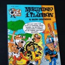 Cómics: CASI EXCELENTE ESTADO MORTADELO Y FILEMON 63 EDICIONES B 4° CUARTA EDICION OLE. Lote 205651120