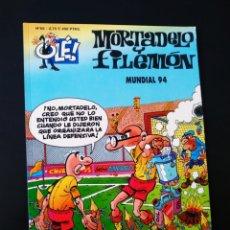 Cómics: CASI EXCELENTE ESTADO MORTADELO Y FILEMON 65 EDICIONES B 2° SEGUNDA EDICION OLE. Lote 205652388