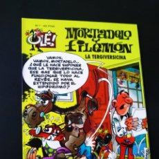 Cómics: EXCELENTE ESTADO MORTADELO Y FILEMON 7 EDICIONES B 3° TERCERA EDICION OLE. Lote 205652758