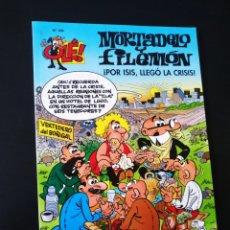 Cómics: EXCELENTE ESTADO MORTADELO Y FILEMON 185 EDICIONES B 2° SEGUNDA EDICION OLE. Lote 205653470