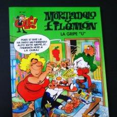 Cómics: DE KIOSCO MORTADELO Y FILEMON 187 EDICIONES B 2° SEGUNDA EDICION OLE. Lote 205655227