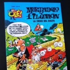 Cómics: EXCELENTE ESTADO MORTADELO Y FILEMON 49 EDICIONES B 4° CUARTA EDICION OLE. Lote 205655475