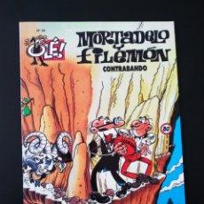 Cómics: DE KIOSCO MORTADELO Y FILEMON 58 EDICIONES B 4° CUARTA EDICION OLE. Lote 205655598