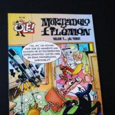 Cómics: CASI EXCELENTE ESTADO MORTADELO Y FILEMON 94 EDICIONES B 1° PRIMERA EDICION OLE. Lote 205656091