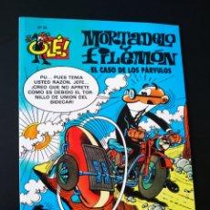 Cómics: EXCELENTE ESTADO MORTADELO Y FILEMON 38 EDICIONES B 5° QUINTA EDICION OLE. Lote 205656328