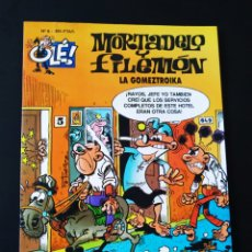 Cómics: MUY BUEN ESTADO MORTADELO Y FILEMON 8 EDICIONES B 2° SEGUNDA EDICION OLE. Lote 205660066