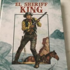 Cómics: EL SHERIFF KING- (17,95€). Lote 205772755