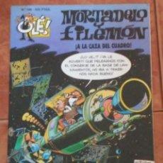 Cómics: MORTADELO FILEMÓN LA CAZA DEL CUADRO 1995. Lote 205818888