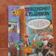 Cómics: MORTADELO FILEMON LA GENTE DE VICENTE 1995. Lote 205821088
