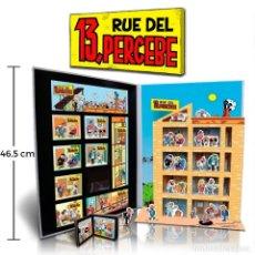 Cómics: 13 RUE DEL PERCEBE UN LIBRO COMO UNA CASA (F. IBAÑEZ) EDICIONES B - IMPECABLE PRECINTADO - SUB01M. Lote 205827507