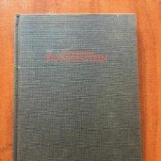 Cómics: FRANKENSTEIN DE MARY SHELLEY. EL CÓMIC. Lote 206242901