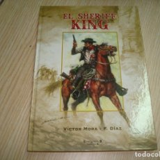 Cómics: SHERIFF KING TOMO Nº 1 2006 EDICIONES B. Lote 206276257