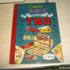 Cómics: SUPER HUMOR GRANDES MAESTRO DEL TBO Nº 2 EDICIONES B 1ª EDICION 2005. Lote 206280526
