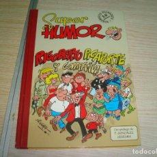 Cómics: SUPER HUMOR 50 AÑOS RIGOBERTO PICAPORTE Y COMPAÑIA. Lote 206281325