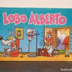 Cómics: LOBO ALBERTO TOMO 1 - EDICIONES B. Lote 206297722