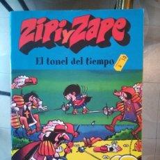 Cómics: ZIPI Y ZAPE. EL TONEL DEL TIEMPO. EDICIONES B,2003. Lote 206309130