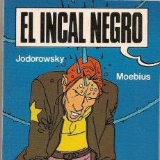 Cómics: EL INCAL NEGRO. Lote 206314278