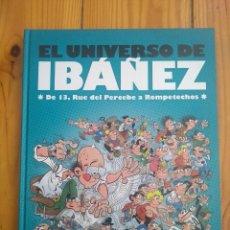 Cómics: EL UNIVERSO DE IBÁÑEZ. Lote 206337068
