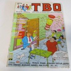 Cómics: TBO Nº 9 REVISTA MENSUAL EDICIONES B GRUPO ZETA. Lote 206426916