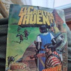 Cómics: CAPITAN TRUENO EDICIONES B GRUPO Z N°84 EDICIÓN HISTÓRICA ¡EL ATAQUE!. Lote 206772766