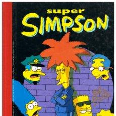 Cómics: SUPER SIMPSON Nº 7. Lote 206794851