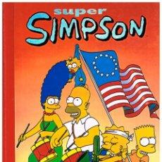 Cómics: SUPER SIMPSON Nº 4. Lote 206794940