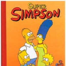 Cómics: SUPER SIMPSON Nº 2. Lote 206794970