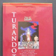 Cómics: NAZARIO – TURANDOT – LOS LIBROS DE CO&CO. Lote 206826953