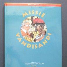 Cómics: MISSIÉ VANDISANDI – HERMANN – LOS LIBROS DE CO&CO. Lote 206835297