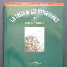 Cómics: LA CASTA DE LOS METABARONES – OTHON, EL TATARABUELO – JODOROWSKY Y JUAN GIMÉNEZ – LOS LIBROS CO&CO. Lote 206835580