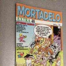 Cómics: MORTADELO EXTRA Nº 48 / EDICIONES B. Lote 206876945
